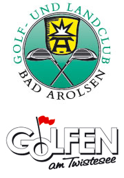 Twistesee - Bad Arolsen - Golf Logo